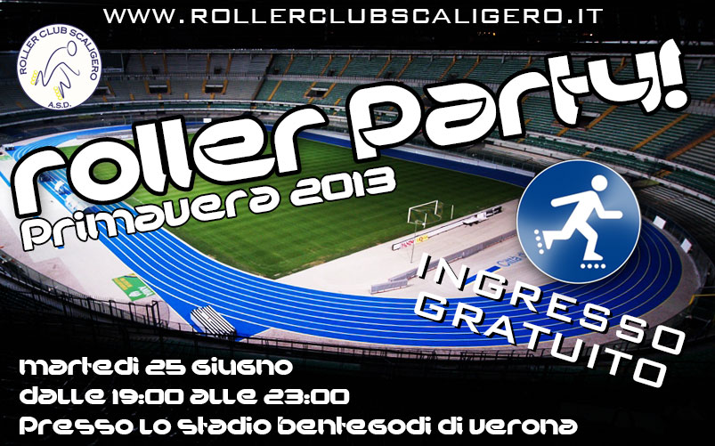 Roller Party 2013